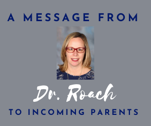 Dr. Roach Message