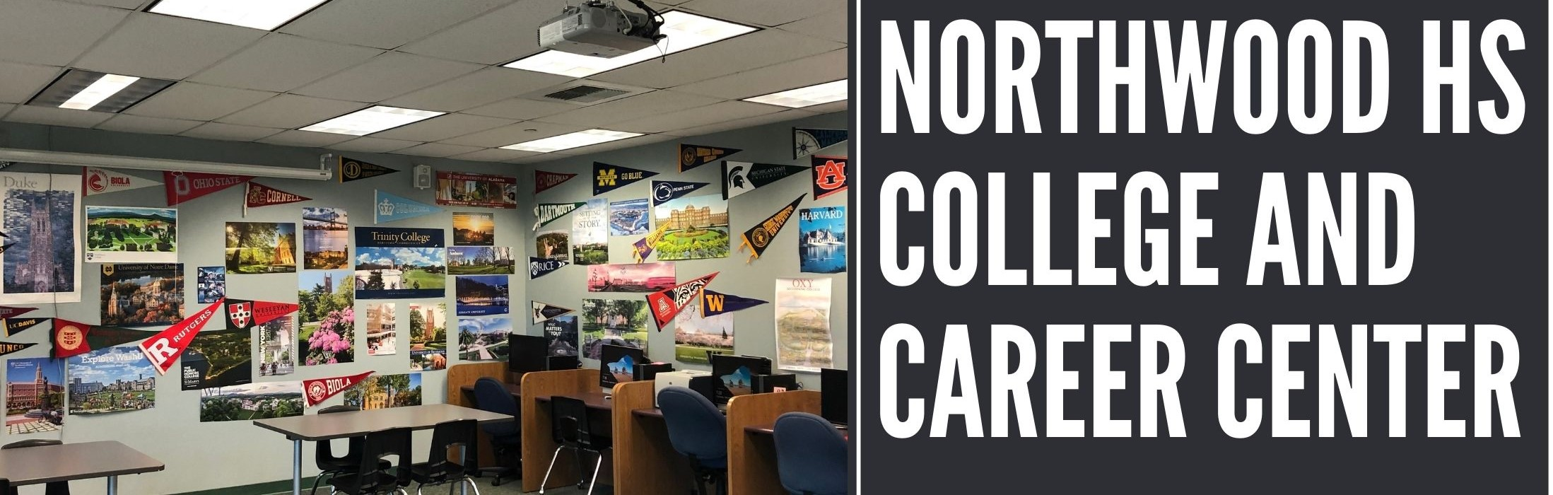 Welcome to the NHS College and Career Center