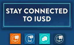 Stay Connected to IUSD