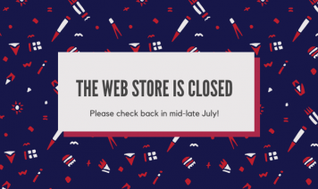 Web Store is closed!
