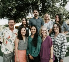 NHS Counseling Staff Group Photo 2019-2020