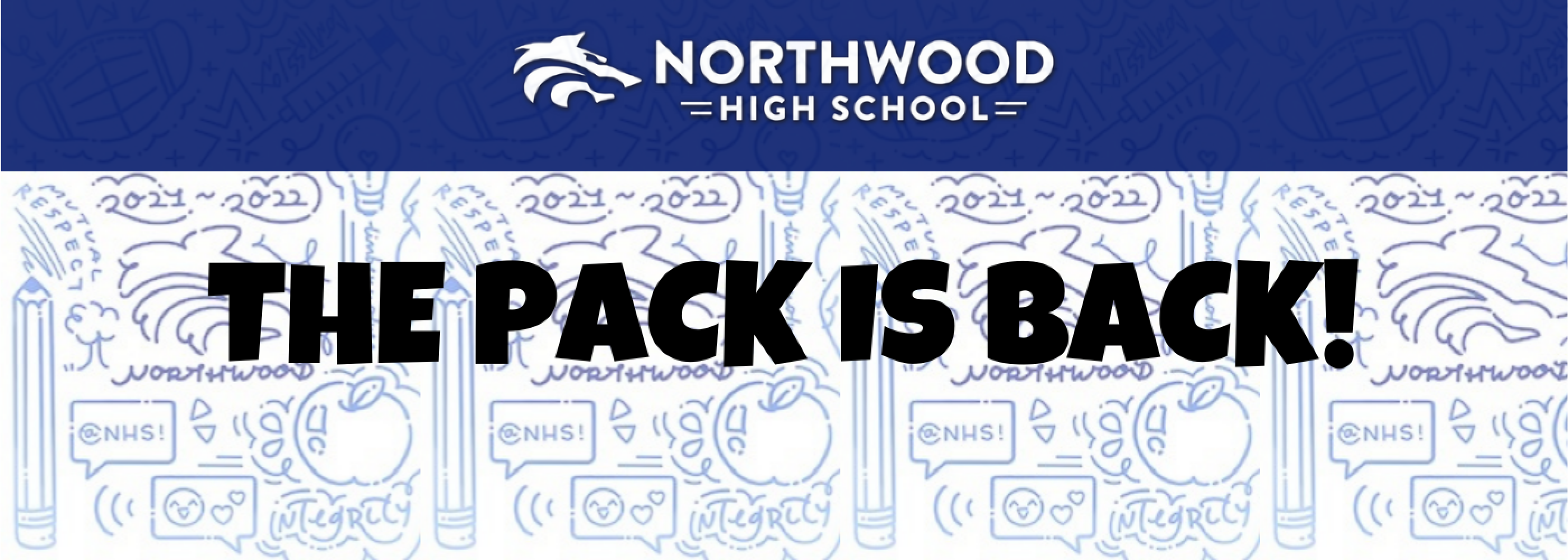 The Pack is Back!