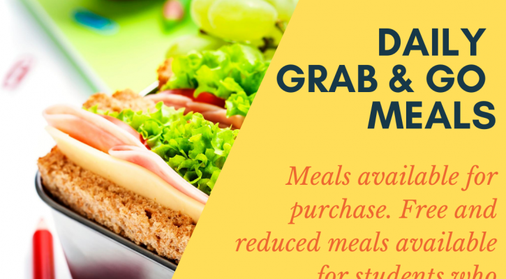 Daily Grab & Go Meals