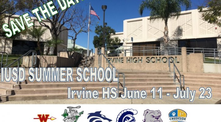 Summer School Save the Date